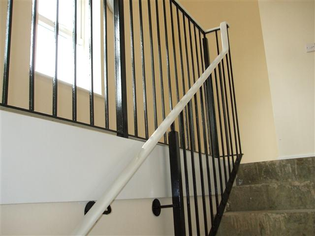 Staircase And Stairs And Stair Parts Athena Fabrication